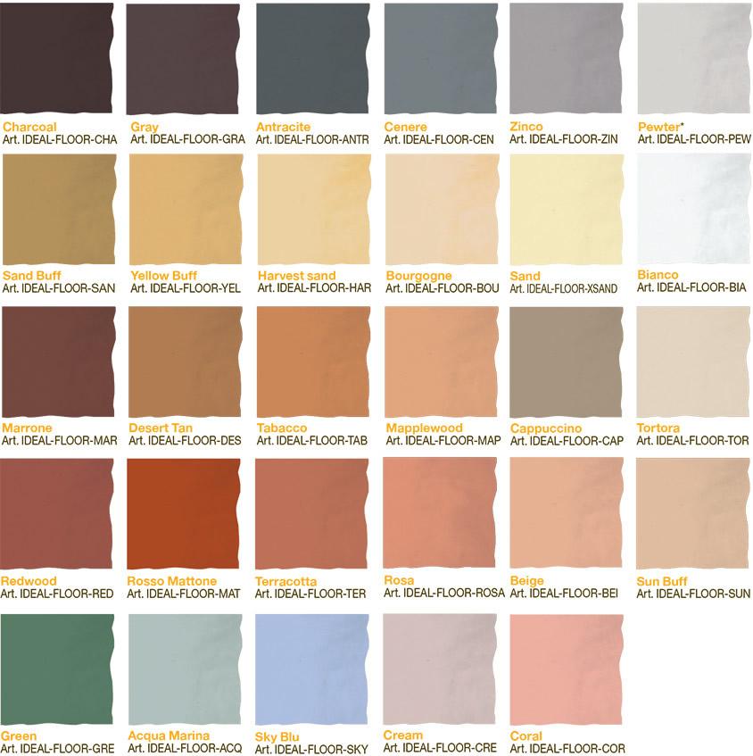 Tabella colori per esterni case best colori per esterno case e xpx idee per leroy merlin - Colori da esterno ...