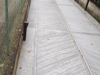 Pavimenti per rampe esterne carrabili e antiscivolo ideal work